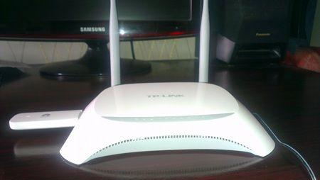 Беспроводной интернет для дома
